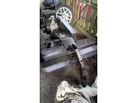 **RANSOMES VERGE CUTTER / INDUSTRIAL LAWNMOWER - GREAT PIECE OF MACHINERY**