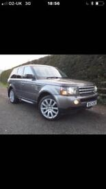 Land Rover Range Rover sport 3.6 TDV8