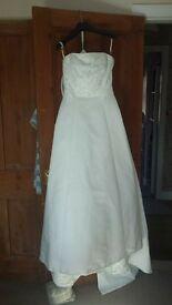 wedding dress stunning
