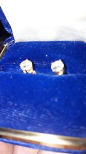 *WOMAN DIAMOND EARRINGS*ONLY$1995