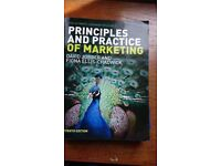 Selling Principles and Practice of Marketing (7th ed.) by Jobber and Ellis-Chadwick