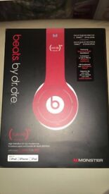 Beats by Dr.Dre- solo HD special edition
