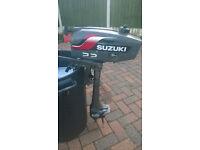 Suzuki Outboard Motor 2Hp DT 2.2 two stroke