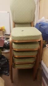 12 Used office chairs