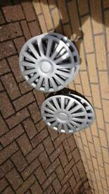4 15' inch wheel covers