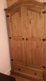 Two door wardrope