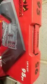 Teng tools 95 piece set