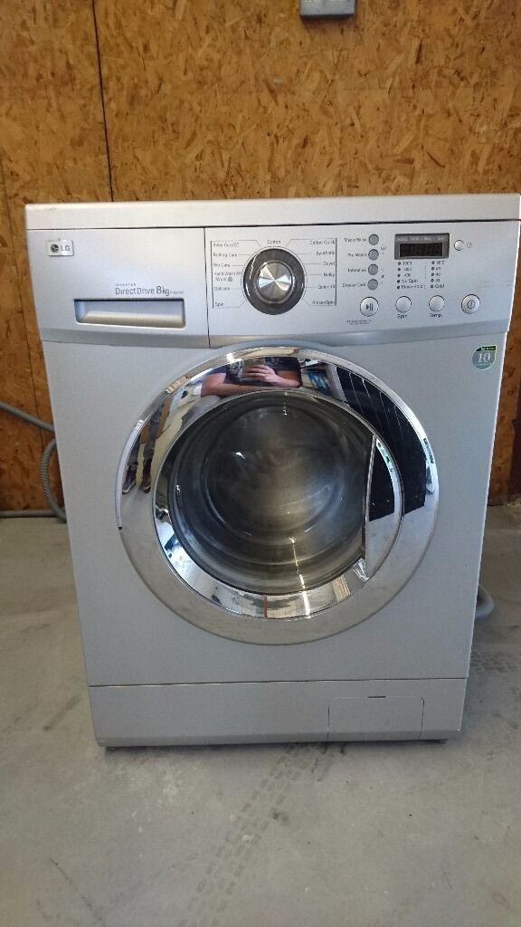 LG F1222TD5 Direct Drive 8kg Freestanding Washing Machinein Grantham, LincolnshireGumtree - Refurbished washing machine where all the necessary parts have been replaced upon check up. Normal usage marks all around fully functional and tested. Features 8kg load limit Variable spin speed Energy rating A Standby power zero Intelligent washing...