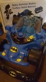 Batman baby walker
