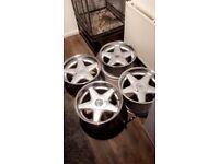 Azev wheels