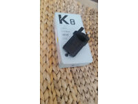 LG K8 2017 Like New and unlocked with handsfree included