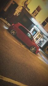 VW Golf 2008 1.9 KITTED