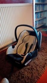 Nania childs car seat