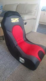 Gaming sound chair .