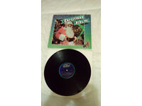"PHIL SPECTOR-""VARIOUS ORIGINAL ARTISTS""-12.INCH XMAS VINYL LP-EX"