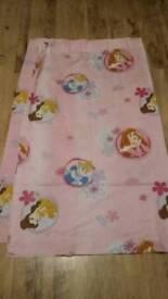 "Disney Princess curtains 54"" x 52"""