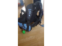 various diving equipment for sale