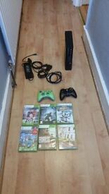 Xbox360 250GB E Console (PAL) Black GOOD CONDITION AND FULLY WORKING