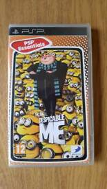 Brand New & Sealed Despicable Me PSP Game