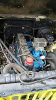 Engine & tranny for sale