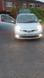 for sale TOYOTA AYGO lovely run