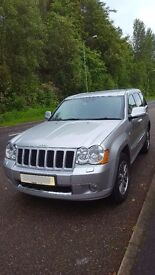 Jeep Grand Cherokee, excellent condition. Family car & total workhorse