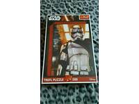 Star Wars 500 piece puzzle BNIB