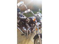 125cc Regal Raptor