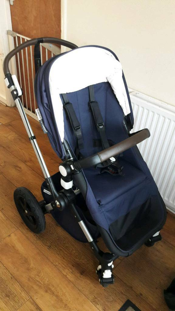 Bugaboo cameleon 3 classic + special edition navy
