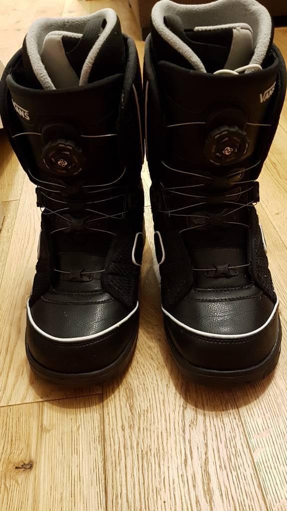 Vans Snowboarding Boots Size 6.5