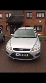Ford Focus 2010 HPI clear low mileage beautiful