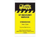 GT TRANSPORT & RECOVERY SERVICES