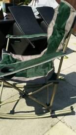 Rocking chair/garden/camping