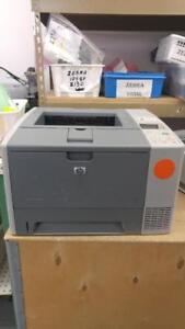 HP LaserJet 2420dn Workgroup Laser Printer.