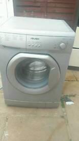 Silver bush washing machine
