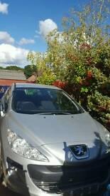 Peugeot 308 1.6 diesel auto