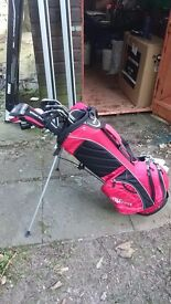 Wilson Staff Ci 11 full set of clubs including Putter and 3W Hybrid