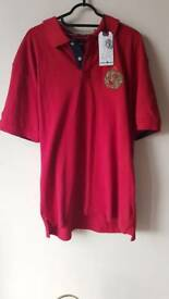 Polo top raging bull size xxl