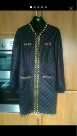 Like New Moschino Coat Fit UK size 10