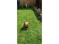 20 ft windowcleaning brush and hose