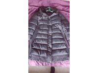 New Look maternity coat size 14
