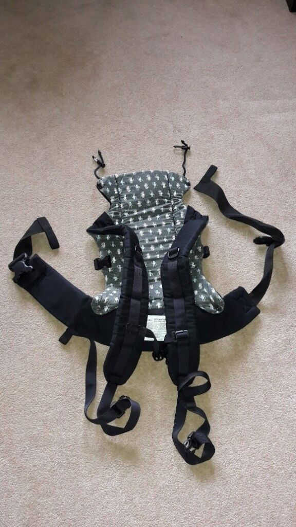 98e02d9aed3 Beco Gemini Ergonomic Baby Carrier 7-35lbs