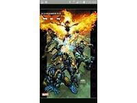 Marvel ultimate universe graphic novel collection