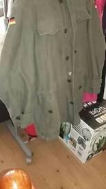 Genuine German army jacket
