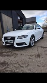 Audi A4 2.0 TDI S-Line Special Edition 170 BHP
