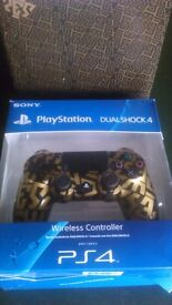 PS4 Ltd Edition Dualshock 4 Controller