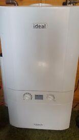 Logic heat 24 boiler