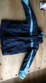 Boys Peter storm jacket / coat age 9-10