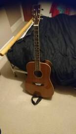 Tanglewood TW28 CSN dreadnought acoustic guitar