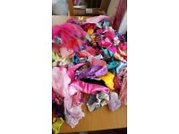 Barbie clothes and accessories - huge collection